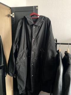 """Thumbnail of """"レア US army スノーカモパーカー 黒染め ブラック"""""""