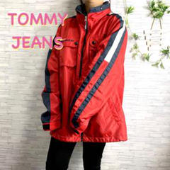 """Thumbnail of """"TOMMY JEANS トミージーンズ デカロゴ ナイロンジャケットNo.520"""""""