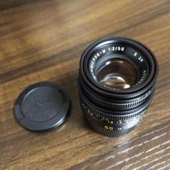 "Thumbnail of ""美品 LEICA ズミクロン SUMMICRON 50mm ASPH."""