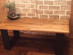 """Thumbnail of """"木製 ローテーブル  おしゃれ空間 スタイリッシュ センターテーブル  シンプル"""""""