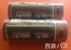 "Thumbnail of ""ラジカン・バスシリーズ バスシリーズ 西日本鉄道 西鉄バス 2台セット"""