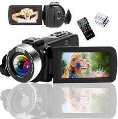"Thumbnail of ""ビデオカメラ 2.7K 4200万画素数 ユーチューブ撮影 日本語説明書"""