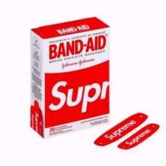 "Thumbnail of ""新品 Supreme BAND-AID バンドエイド 絆創膏 BAND AID"""