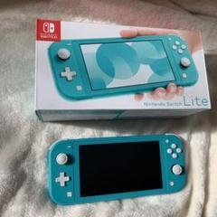 "Thumbnail of ""Nintendo Switch lite 本体 ターコイズ / ブルー"""