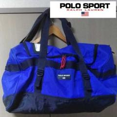 "Thumbnail of ""POLO SPORT ポロスポーツ ボストンバック"""