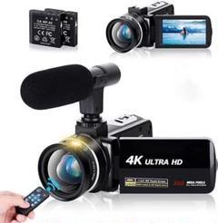 """Thumbnail of """"大特価❤️ビデオカメラ4K デジタルビデオカメラ ウェブカメラ 3000万画素"""""""