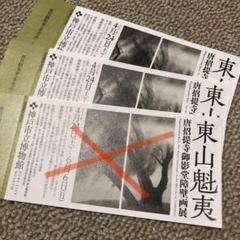 "Thumbnail of ""東山魁夷展 チケット2枚セット"""