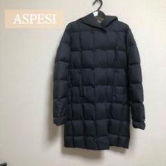 """Thumbnail of """"【高級】アスペジ ASPESI ダウンコート  XS ブラック 黒"""""""