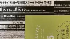 "Thumbnail of ""Diver Diva シリアルコード 1枚"""