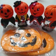 "Thumbnail of ""ハロウィン 置物 かぼちゃ"""