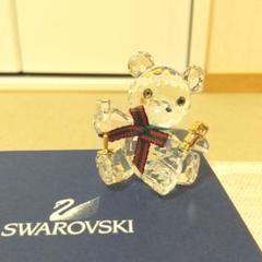 """Thumbnail of """"スワロフスキー(SWAROVSKI)クマの置物"""""""