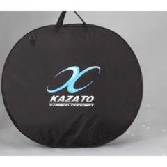 "Thumbnail of ""KAZATO 700C専用ホイールバッグ ブラック KZT 13423"""