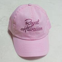 """Thumbnail of """"Royal Hawaiian (ロイヤルハワイアンホテル) キャップ ピンク"""""""