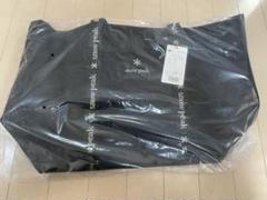 "Thumbnail of ""スノーピーク  HQ10周年記念 Tote Bag One Black 新品"""