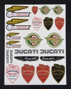 "Thumbnail of ""DUCATI クラシックステッカー・デカールです♪ ドカティ M040"""