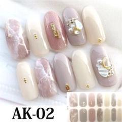 """Thumbnail of """"ネイルシール AK-02"""""""