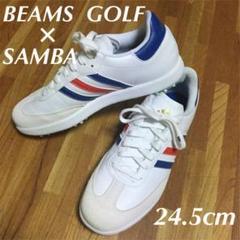 """Thumbnail of """"BEAMS  GOLF × adidas SAMBA  ゴルフシューズ 24.5"""""""