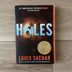 "Thumbnail of ""Holes 穴 Louis Sacher ルイスサッカー 洋書"""