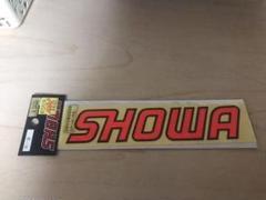 """Thumbnail of """"新品 ショーワ SHOWA  ステッカー シール"""""""