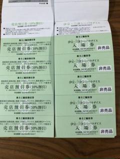 "Thumbnail of ""伊豆・三津シーパラダイス 招待券"""