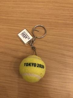 """Thumbnail of """"みかん様専用 テニスボール キーホルダー"""""""