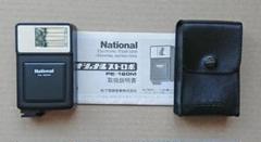 "Thumbnail of ""National 小型ストロボ PE-160M、取扱説明書あり"""