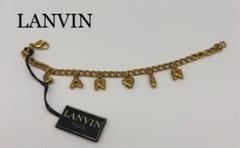 """Thumbnail of """"LANVIN ランバン ブレスレット ゴールドチェーン ロゴ レディース お洒落"""""""
