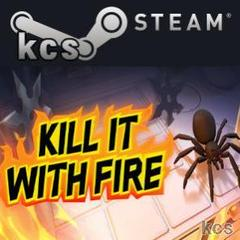 """Thumbnail of """"Kill It With Fire Steam版 定価1520円を"""""""