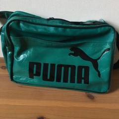 """Thumbnail of """"PUMA プーマ エナメルバッグ スポーツバッグ"""""""