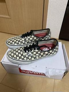 supreme 16aw vans authentic pro 27.5