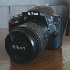"""Thumbnail of """"Nikon D3400 BLACK 一眼レフカメラ 8月末日までの出品"""""""