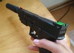 """Thumbnail of """"東京マルイ glock 26 advance カスタム"""""""