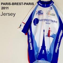 "Thumbnail of ""PARIS-BREST-PARIS パリ・ブレスト・パリ ジャージ イタリア製"""
