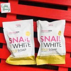"Thumbnail of ""Snail white gold glutathione Collagen 2点"""