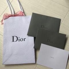 "Thumbnail of ""Dior ディオール ショップ袋 メッセージカード ギフト プレゼント 送料無料"""