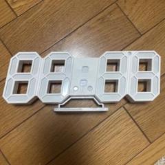 "Thumbnail of ""LED 置き時計"""