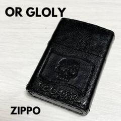 "Thumbnail of ""ZIPPO/OR GLOY 2000年製 革巻き"""