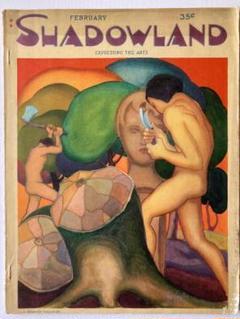 "Thumbnail of ""Shadowland/1923年2月号"""