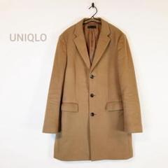 """Thumbnail of """"UNIQLO ユニクロ チェスターコート ブラウン M ウール カシミヤ混"""""""