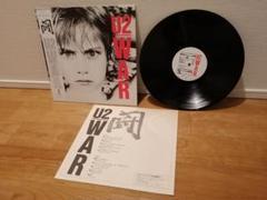 "Thumbnail of ""希少U2 LPレコード帯付き"""