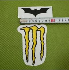 "Thumbnail of ""BATMAN + MONSTER ENERGY ステッカー"""