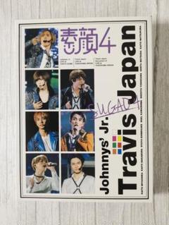 """Thumbnail of """"素顔4 TravisJapan 盤 DVD"""""""
