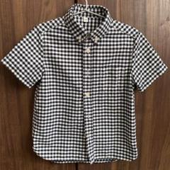 """Thumbnail of """"無印良品 ギンガムチェックシャツ サイズ120"""""""