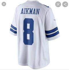 """Thumbnail of """"ナイキ NIKE NFL COWBOYS  AIKMAN ユニフォーム アメフト"""""""