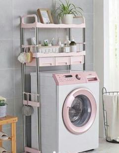 """Thumbnail of """"ランドリーラック 洗濯機ラックランドリーラック 多機能浴室ベランダ洗濯機収納8"""""""