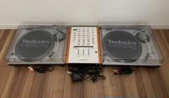 "Thumbnail of ""Technics ターンテーブル SL1200MK3D Vestax ミキサー"""