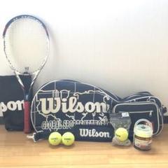 "Thumbnail of ""テニス wilson まとめ売り テニスラケット ラケットバッグ 他"""