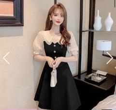 "Thumbnail of ""merci latte メルシーラテ ワンピース レディース 半袖 韓国服"""