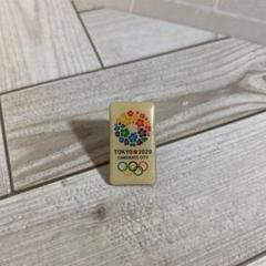 "Thumbnail of ""東京オリンピック ピンバッジ 招致 記念品"""