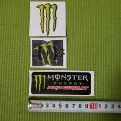 "Thumbnail of ""3枚 MONSTER ENERGY ステッカー"""